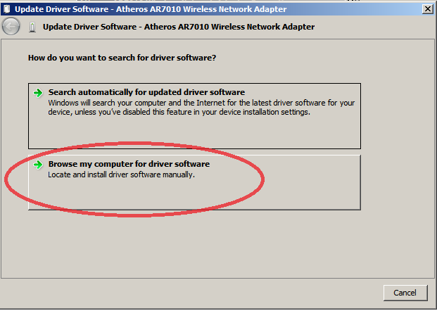 DriverIdentifier - The most simple & easy driver updating tool
